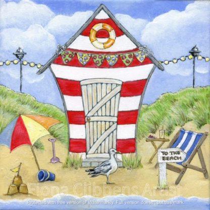red_and_white_beach_hut