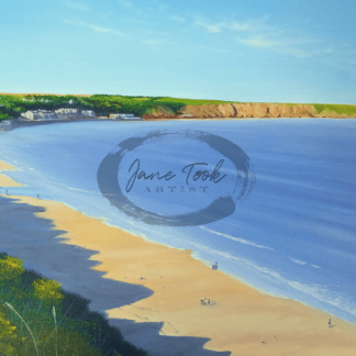 lengthening_shadows_across_filey_beach