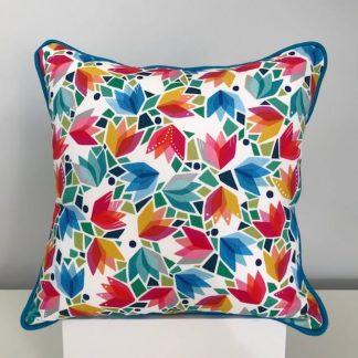 bright_colourful_tulips_designer_cushion