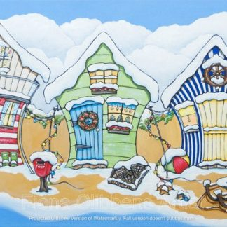 five_beach_huts_in_the_snow_card